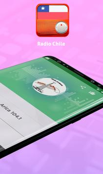 Free Chile Radio AM FM screenshot 1