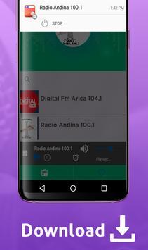 Free Chile Radio AM FM screenshot 7