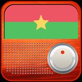 Free Burkina Faso Radio AM FM icon