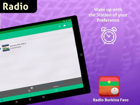 Free Burkina Faso Radio AM FM screenshot 12