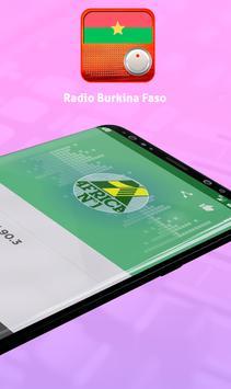 Free Burkina Faso Radio AM FM screenshot 1