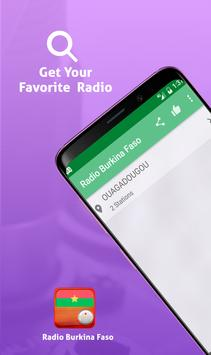 Free Burkina Faso Radio AM FM screenshot 3