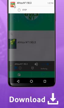 Free Burkina Faso Radio AM FM screenshot 7