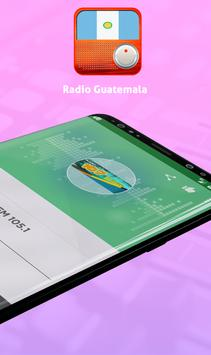 Free Guatemala Radio AM FM screenshot 1