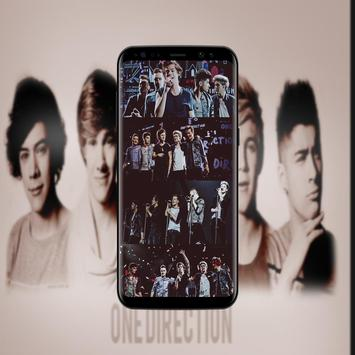 One Direction Wallpaper screenshot 2