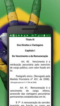 Estatuto do Servidor Público poster