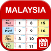 Kalendar Malaysia ikon