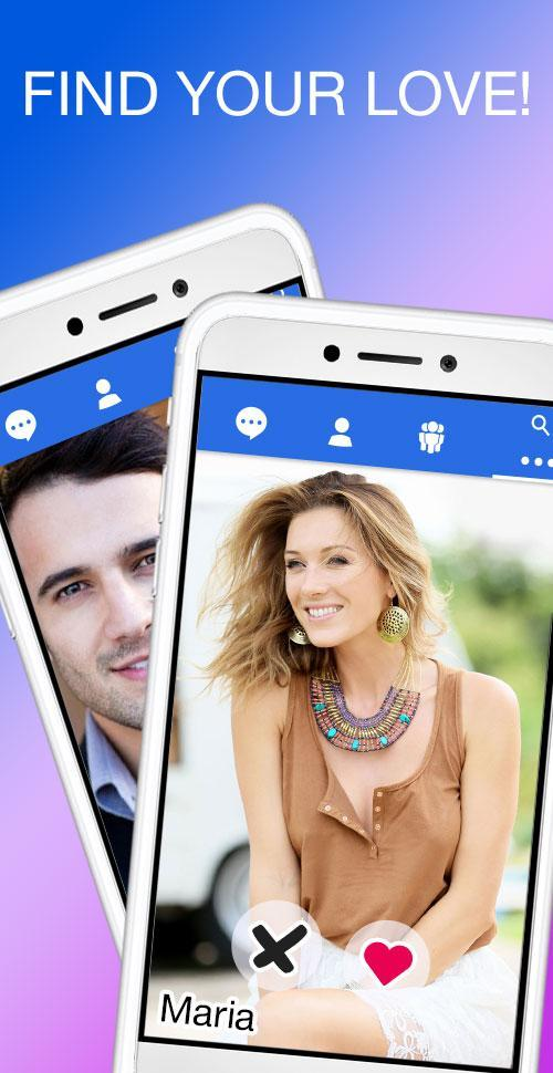 Meet Local Singles For Free - Dating app for Android - APK