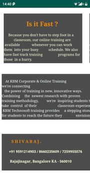 KBM Technosoft screenshot 1