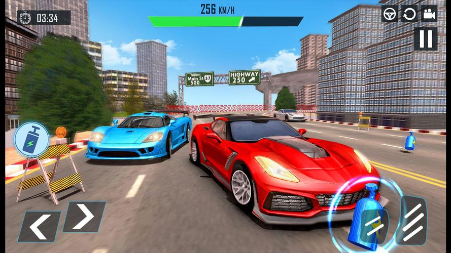 Car Driving Games >> Extreme City Speed Car Stunts Car Driving Game Apk 1 1