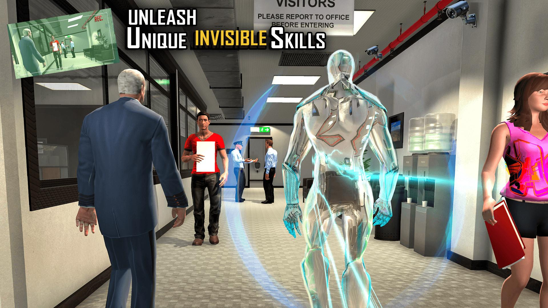 Invisible Light Speed Superhero Rescue Mission For Android Apk Download