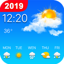 Dự báo thời tiết - Widget & Radar APK