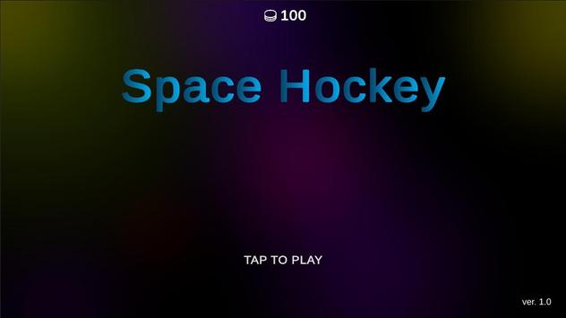 Space Hockey poster