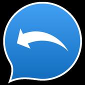 AutoResponder (SMS Auto Reply) + SMS Scheduler icon