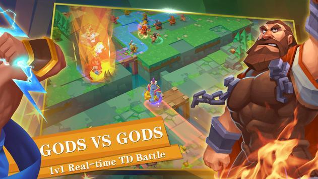 Gods TD screenshot 3