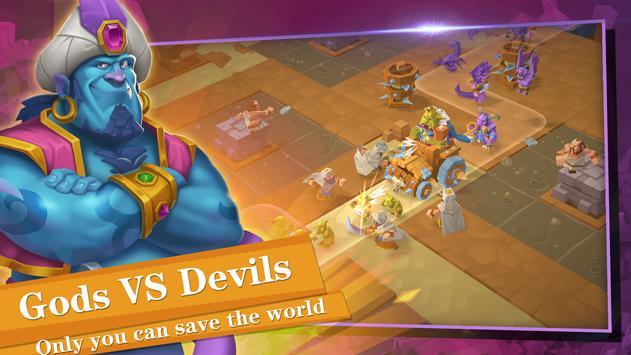 Gods TD screenshot 8