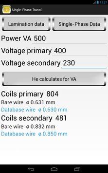 Calculation Transformers screenshot 9