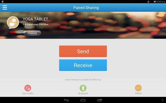 SHAREit स्क्रीनशॉट 11
