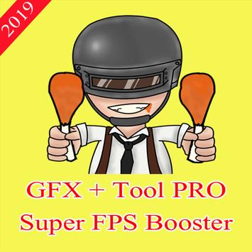 GFX + Pro Tool - Super FPS Booster poster