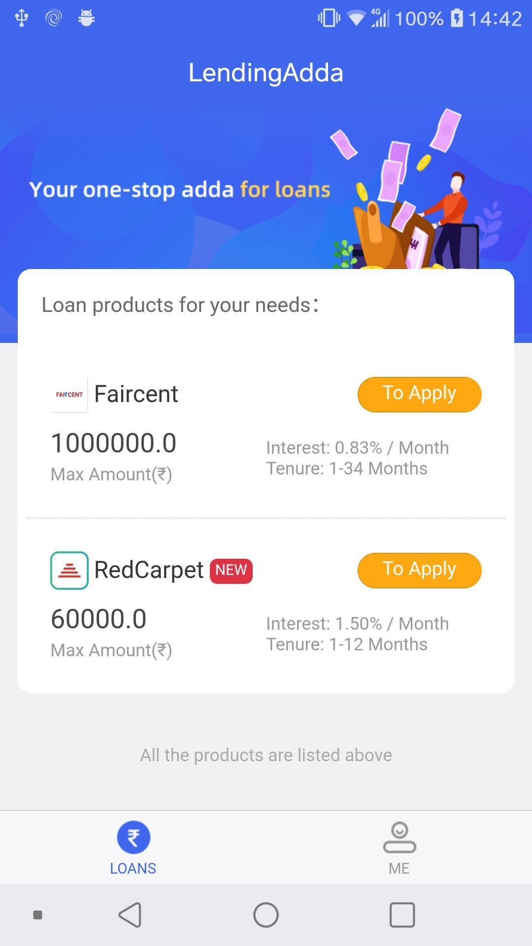 Lending Adda for Android - APK Download