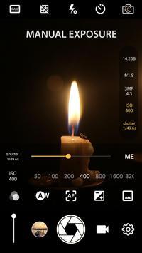 Manual Camera : DSLR Camera Professional poster