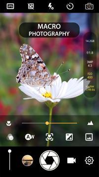 Manual Camera Lite : Professional Camera DSLR poster