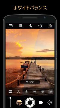 手動カメラ:デジタル一眼レフ カメラプロフェッショナル スクリーンショット 3