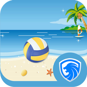 AppLock Theme - Volleyball icon
