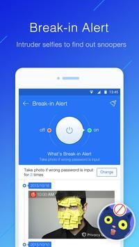 LEO Privacy Lock -Lock&Protect captura de pantalla 3