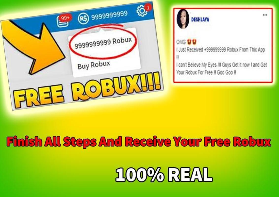 Get Free Robux Tips Guide Roblox Free 2019 Good App Free How To Get Robux Tips To Get Free Robux 2019 For Android Apk Download