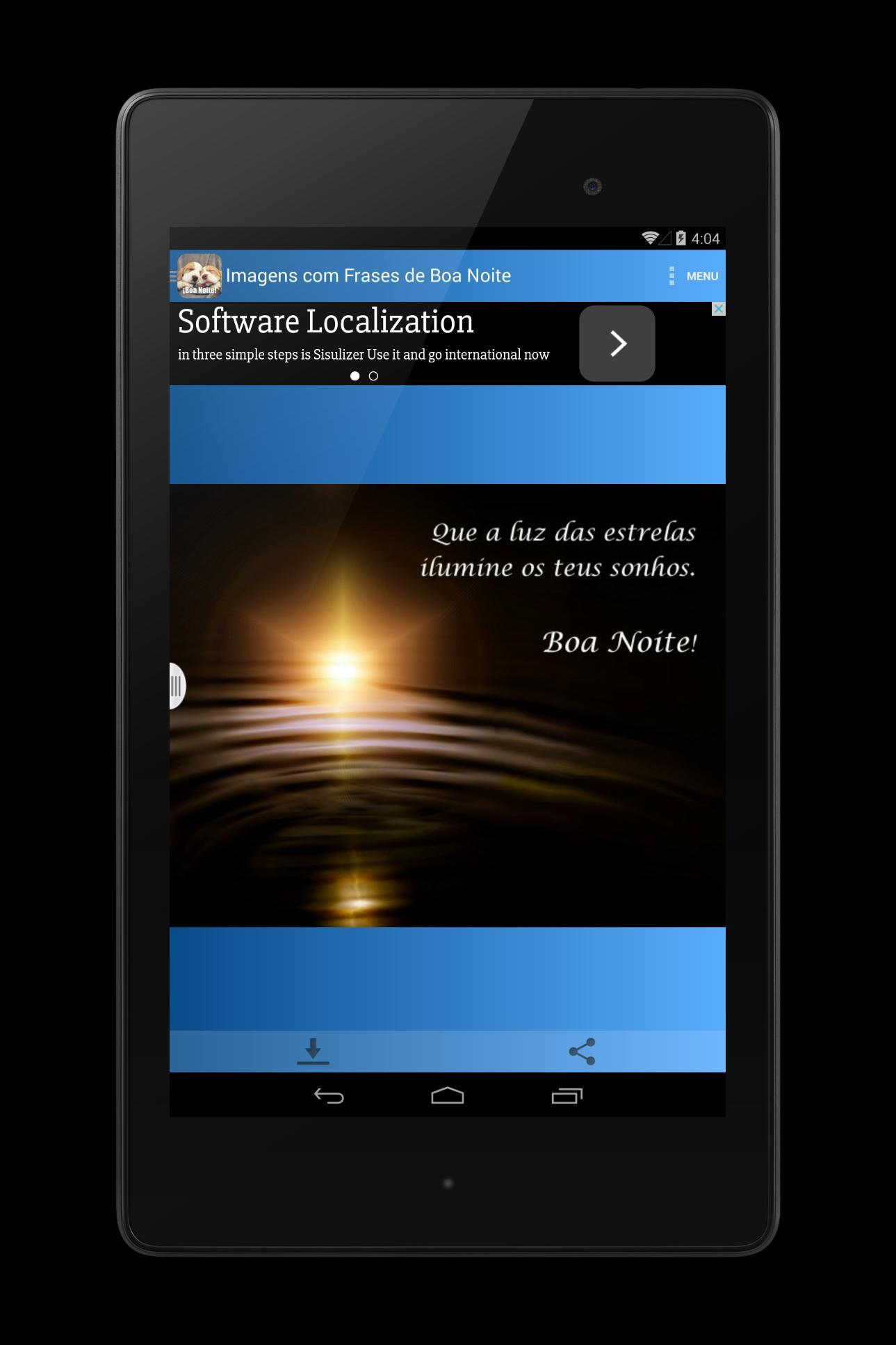 Imagens Frases De Boa Noite Für Android Apk Herunterladen