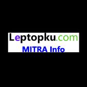 Leptopku service mitra icon