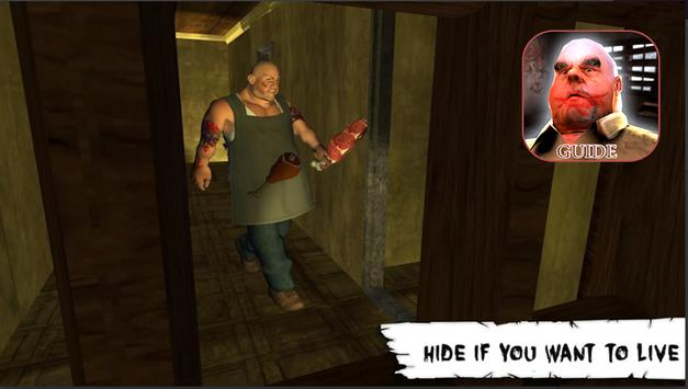 Guide For Mr Meat: Horror Escape - Room Update screenshot 1