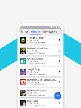 Аurоra Store Apps walkthrough poster