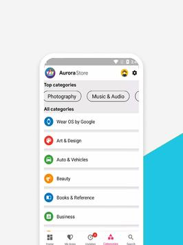 Аurоra Store Apps walkthrough screenshot 6