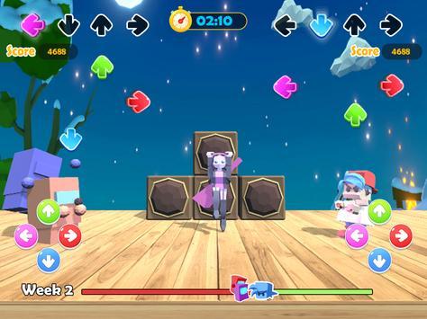 FNF 3D captura de pantalla 6