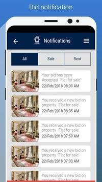 Lets Bid Property - Estate Agent App screenshot 7