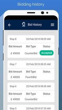 Lets Bid Property - Estate Agent App screenshot 4