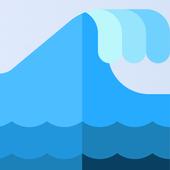 Tsunami icon