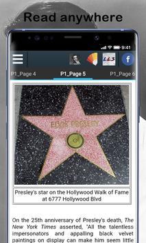 Biography of Elvis Presley screenshot 5
