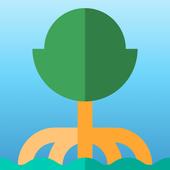 Mangrove icon