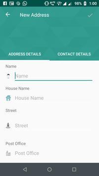 Address Book screenshot 4