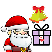 Santa Claus Gifts : Best Christmas Game icon