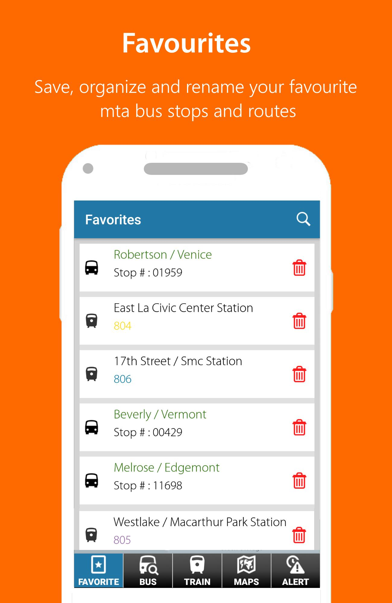LA Metro Transit (2019): LA Metro Bus and Rail for Android