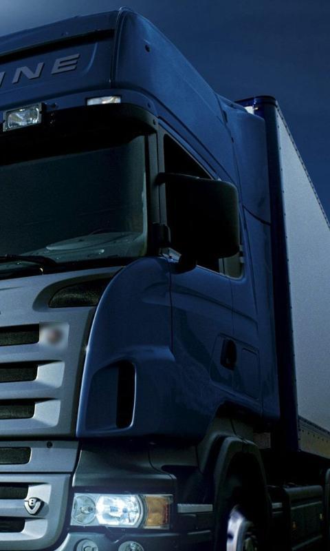 Best HD Wallpapers Scania Truck Theme Screenshot 1