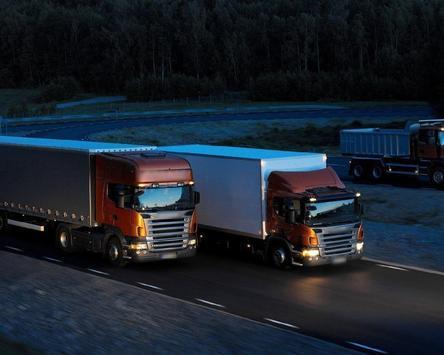 Theme HD Scania R Series High Timber Truck screenshot 4