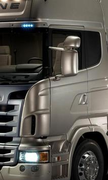 Theme HD Scania R Series High Timber Truck screenshot 2