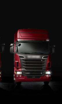 Themes Scania R440 Trucks HD Wallpapers poster