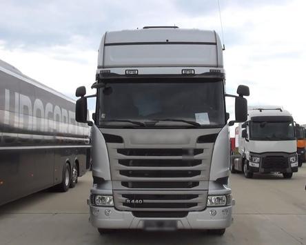 Themes Scania R440 Trucks HD Wallpapers screenshot 4