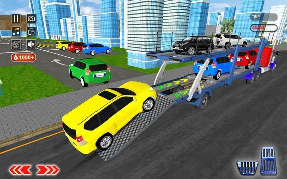Transporter Games Multistory Car Transport screenshot 12